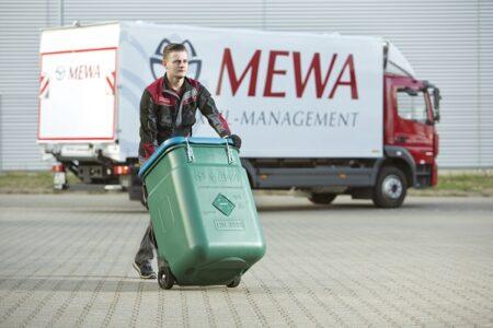 MEWA Sacon Transportbehälter