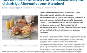 Vandemoortele Prost Magazin